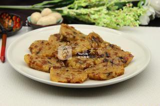 香煎粽子的做法步骤:6