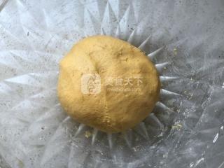 南瓜饼的做法步骤:4