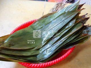 干果水晶粽子的做法步骤:5