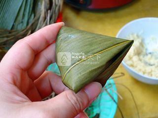 干果水晶粽子的做法步骤:9