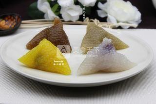 干果水晶粽子的做法步骤:14