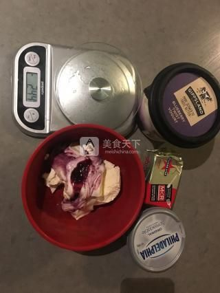 美味轻乳酪蛋糕的做法步骤:2