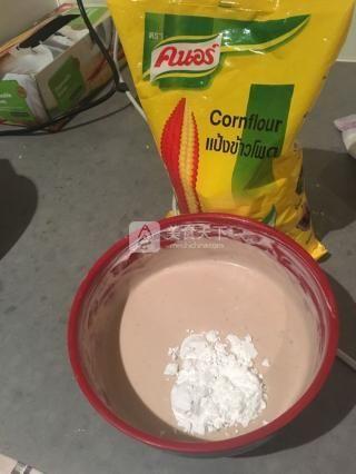美味轻乳酪蛋糕的做法步骤:5
