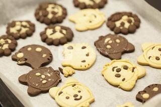 卡通饼干的做法步骤:8