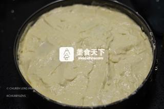 泰国榴莲慕斯蛋糕的做法步骤:11