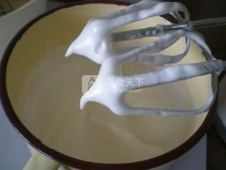 菜汁小动物蛋糕的做法步骤:6