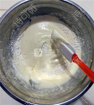无水无油老式蛋糕的做法步骤:5