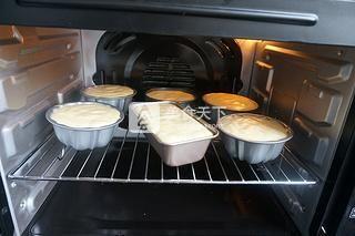 海绵南瓜蛋糕的做法步骤:12