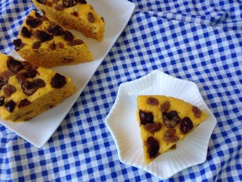 好吃又好做,甜甜不上火,新手也能做出成功的南瓜红枣发糕!