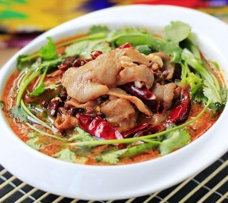 这才是最正宗的水煮肉片做法,包你看完就想下厨!
