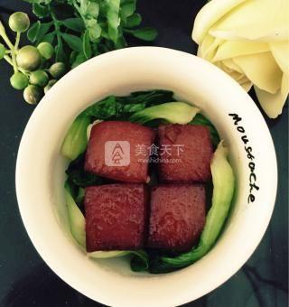 东坡肉的做法步骤:9