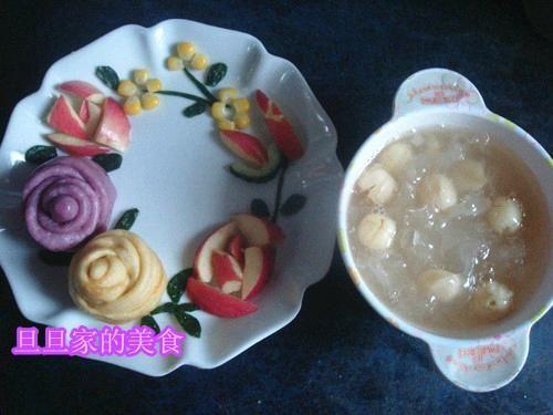 儿童创意早餐那些花儿的做法图片