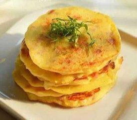 学会这些简单美味的薄饼花式做法,早餐不用愁了