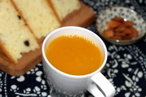 养心安神、健脾养胃,不能错过这款营养好味道棒的南瓜莲子米糊!