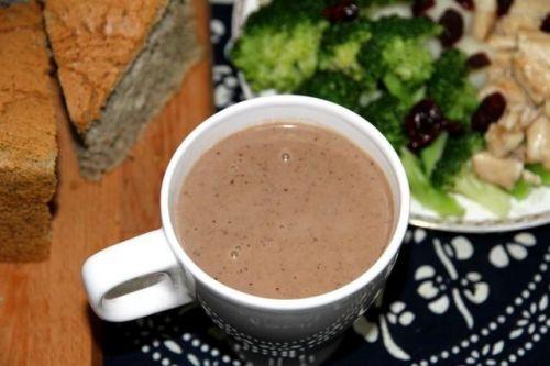 味道好、营养足,不仅可以益智补脑,还能养颜瘦身,快来一杯吧!