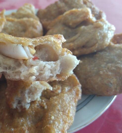 薯包鱼家乡的美味,学着妈妈的做法做起来很简单