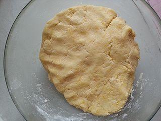 南瓜糯米饼的做法步骤:4