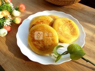 南瓜糯米饼的做法步骤:8