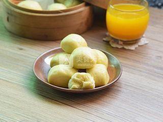 南瓜豆浆馒头的做法步骤:11