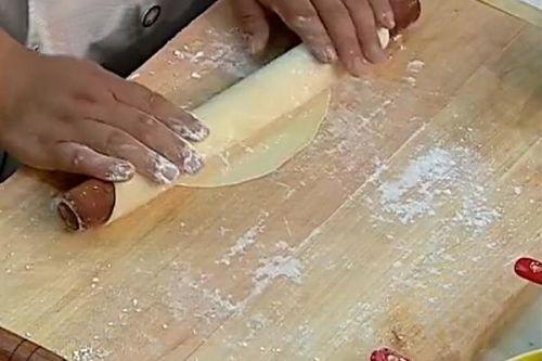 美味酱香饼