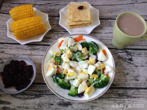 减肥食谱:鸡蛋蔬菜鸡蛋的教程_做减肥食谱:做法视频沙拉_做减肥食谱:鸡蛋蔬菜沙拉-美食家常网沙拉袜穿蔬菜瘦腿图片
