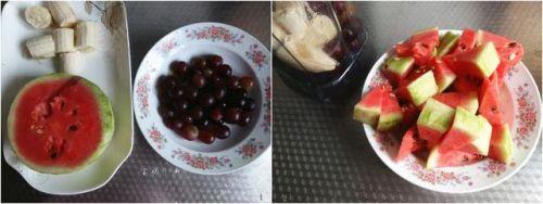 止渴解暑热养血抗衰补钾:鲜水果果汁