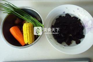 花朵蒸饺的做法步骤:3