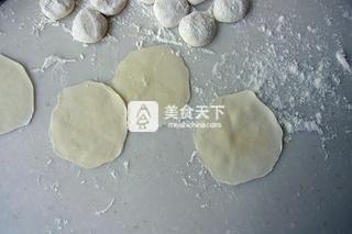 花朵蒸饺的做法步骤:9