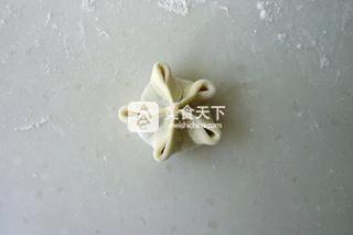 花朵蒸饺的做法步骤:12