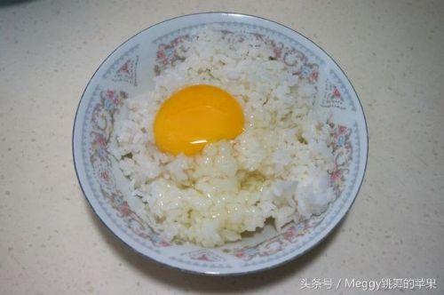 金灿灿蛋炒饭