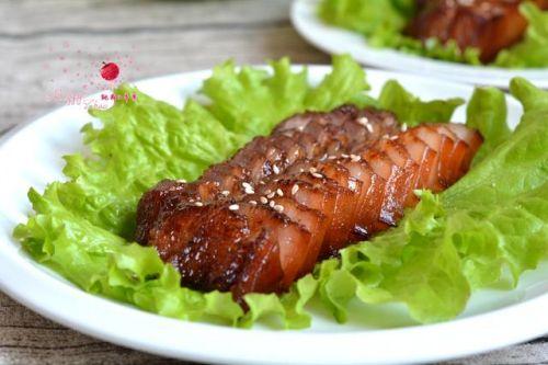 烧烤下酒菜:蜜汁烤肉的做法_怎么做烧烤下酒菜
