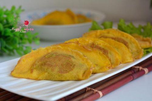 美味鸡蛋饺