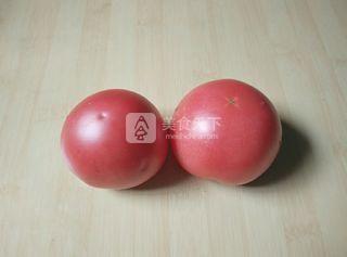 西红柿天鹅的做法步骤:1