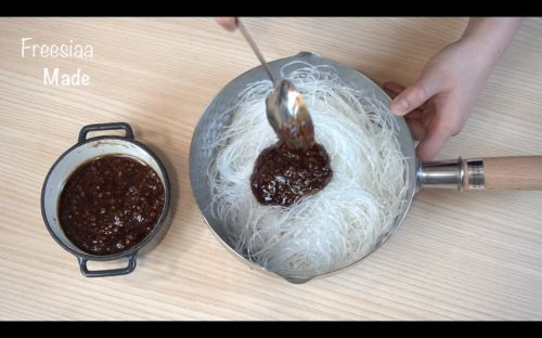 蒜蓉粉丝蒸扇贝的做法图解8