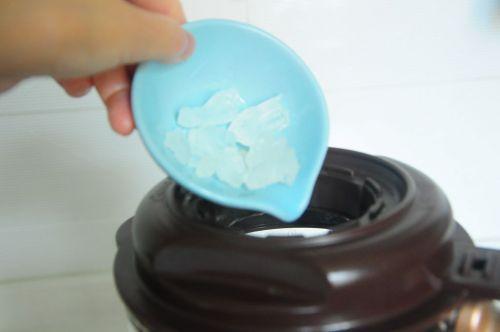 红豆浓汤山药球的做法图解5