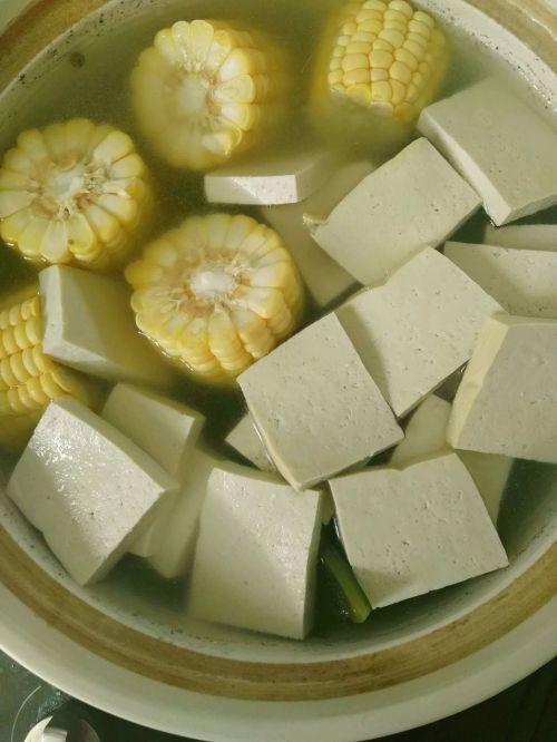 玉带排骨汤的做法图解5