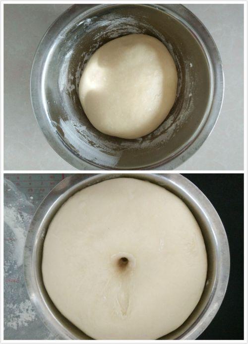 淡奶油花环甜甜圈的做法图解3