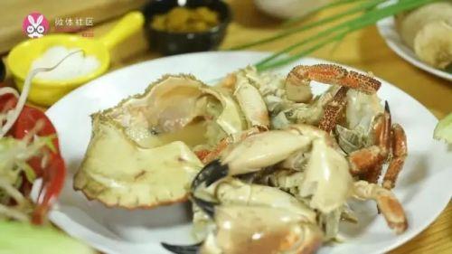 咖喱蟹的做法图解1