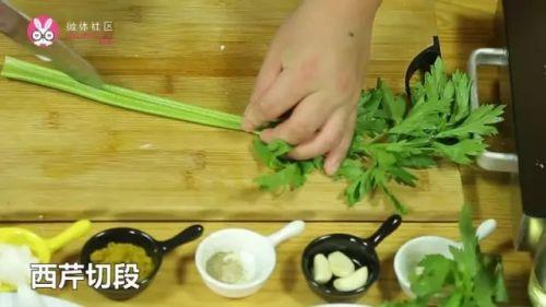 咖喱蟹的做法图解2