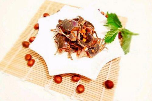 超级简单腌螃蟹
