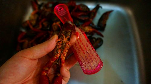 口味虾的做法图解1