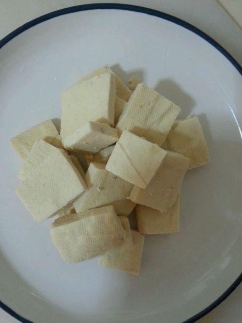 五香豆干下酒小菜的做法图解1