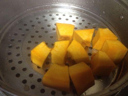 南瓜小米粥的做法