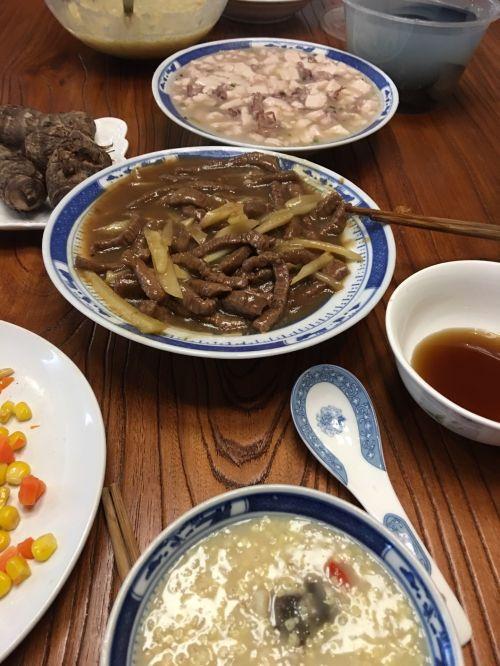 姜丝牛肉的做法图解3