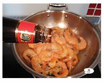 黄酒焖虾的做法图解9
