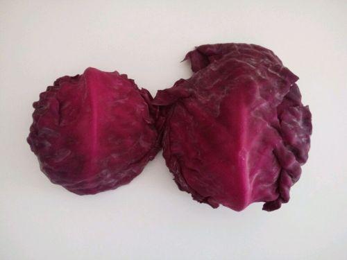 减肥蔬菜汁紫甘蓝汁的做法图解1