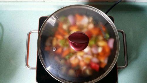 私家三汁焖锅的做法图解8