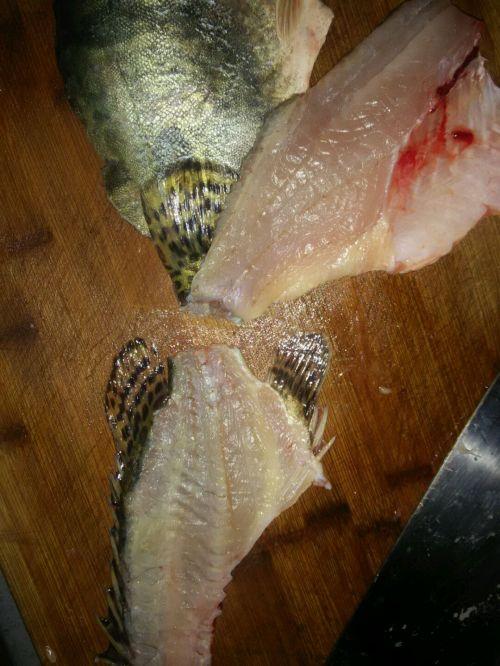 松鼠桂鱼的做法图解3
