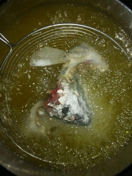 松鼠桂鱼的做法图解8