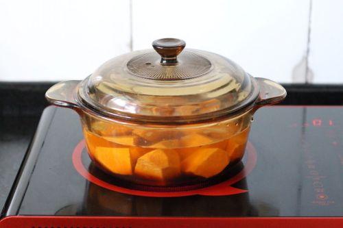 润秋燥:番薯糖水的做法图解2